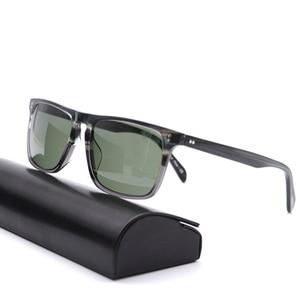 Image 2 - Квадратные солнцезащитные очки, женские винтажные солнцезащитные очки с линзами, очки OV5189 Bemardo, солнцезащитные очки в стиле ретро, солнцезащитные очки