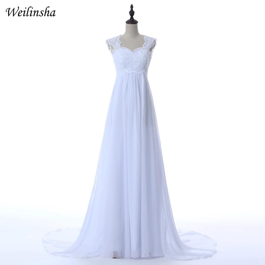 एडीएलएन सरल शिफॉन - शादी के कपड़े