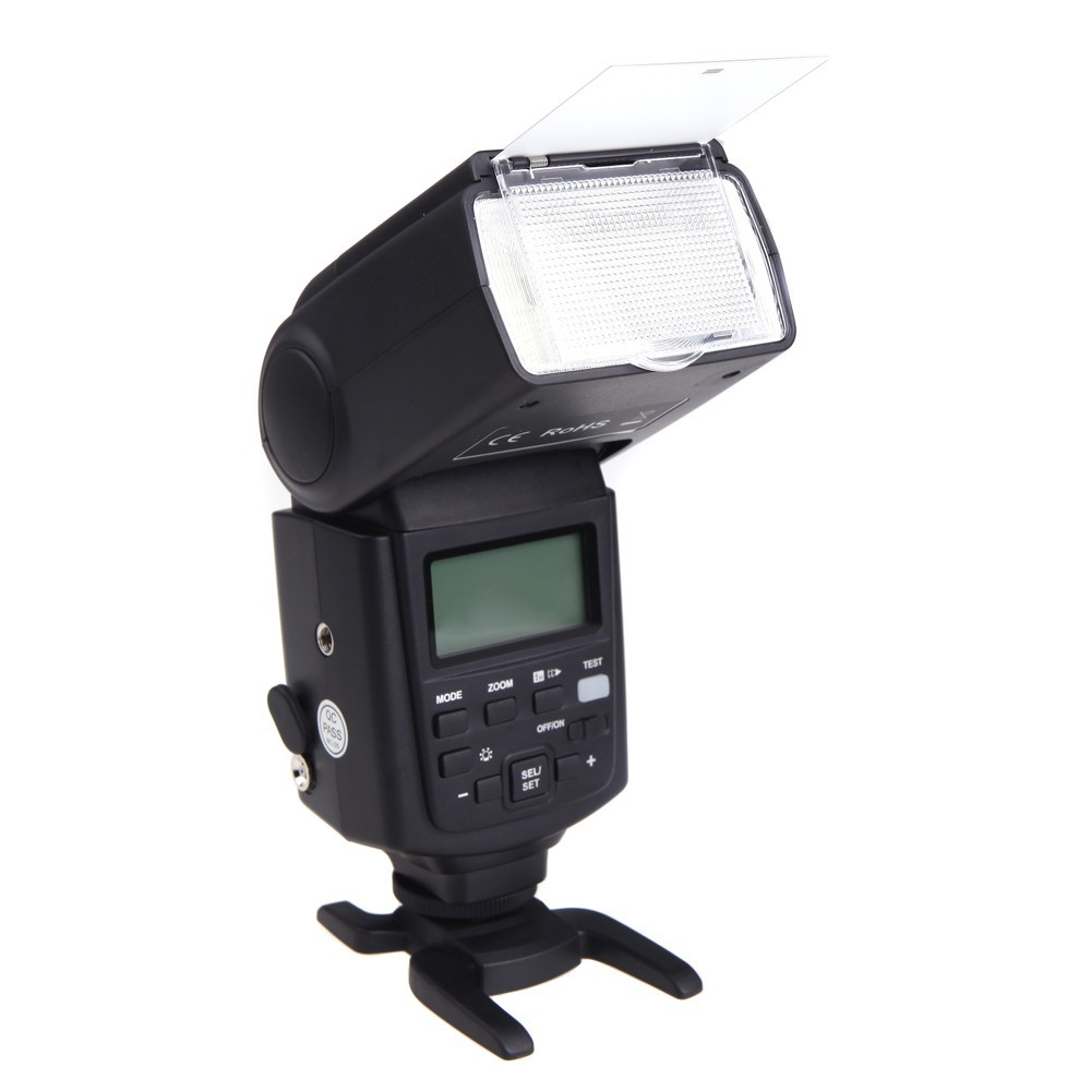Original Godox TT680 E-TTL II Camera Flash Light Speedlite for Canon EOS Cameras