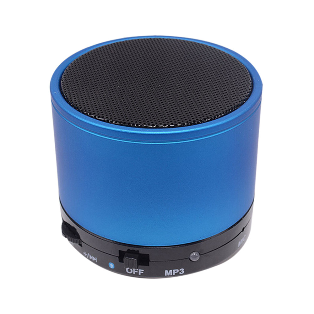 Portable Mini Wireless Stereo Bluetooth Mucic Speaker For Samgsung Tablet PC FM