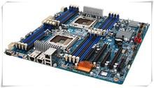 GA-7PESH2 2011 needle dual X79 server 14 hard disk interface