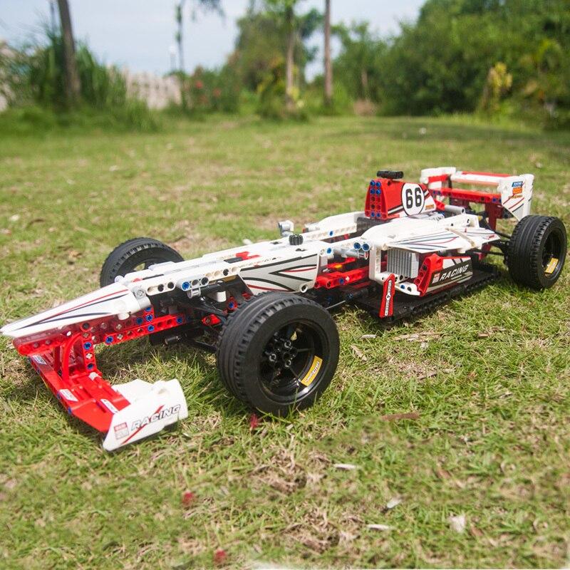 1219 pcs formula f1 racing super carro 01