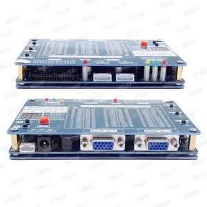 Image 4 - T V18 اختبار أداة ل لوحة LED شاشة LCD تستر دعم 7 84 بوصة + محول الجهد مجلس 14 قطعة LVDS