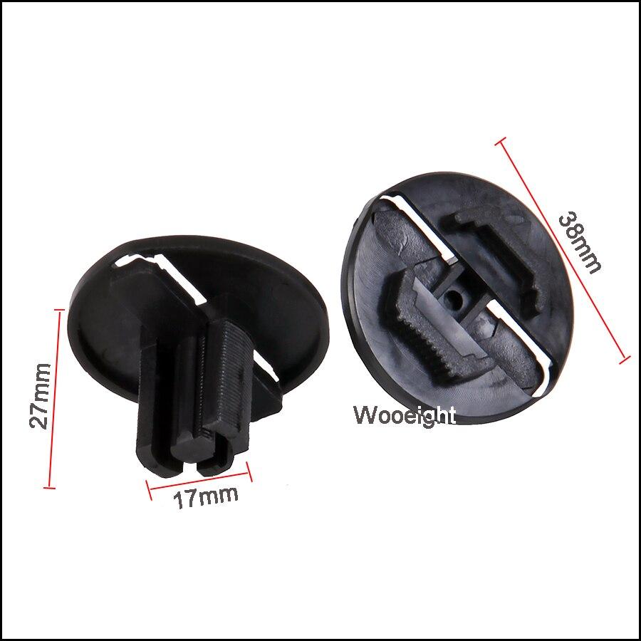 Pack of 2 Headlight Fastener Clip 1248210520