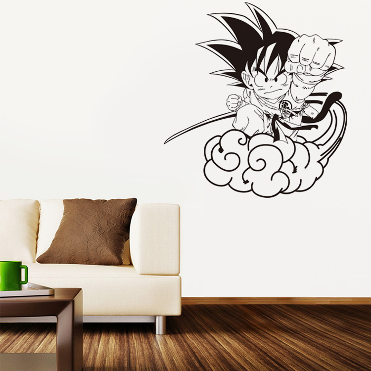 Жаңа мультфильм Dragon Ball Sun Wukong Somersault - Үйдің декоры - фото 1