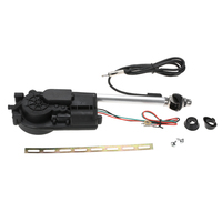 Universal Auto Car Power Electric Aerial AM FM Radio Mast Antenna 12V Car SUV Antenna Kit car accessories