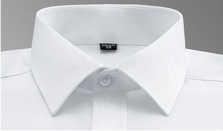HTB1hjUGtyCYBuNkHFCcq6AHtVXaX - 2019 Men Dress Shirt Long Sleeve Slim Brand Man Shirts