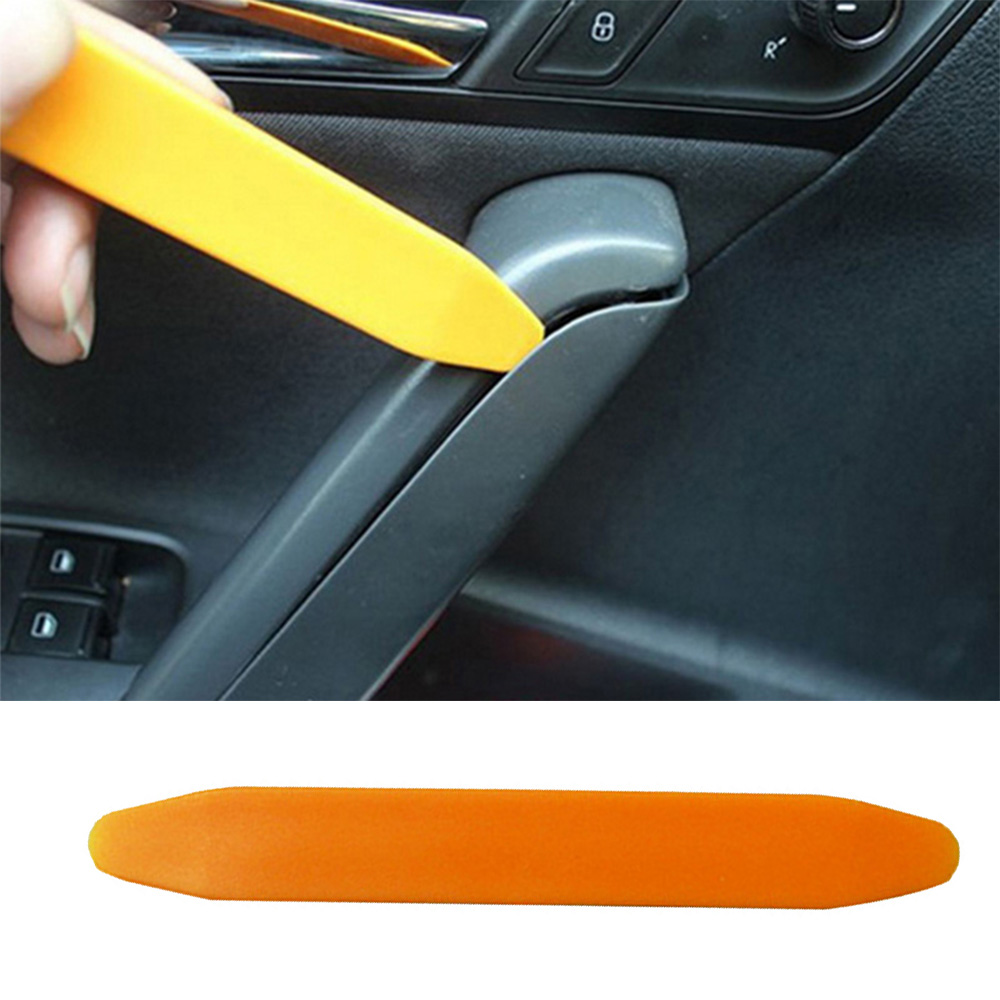 12Pcs Set Portable Car Stereo Removal Tools Auto Accessories Interior Door Panel Removal Tool Install Soundproofing Repair Tool in Auto Fastener Clip from Automobiles Motorcycles