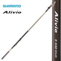 Shimano Alivio спиннинг рыбалка карбоновый стержень