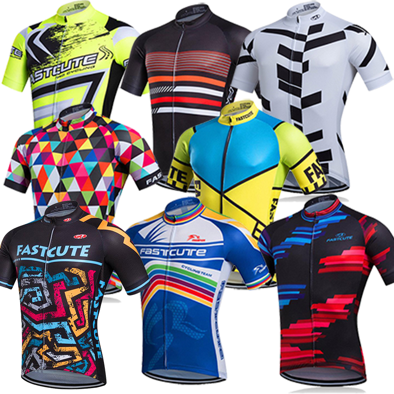 aliexpress.com - Men  Women s Cycling Shirt Summer Bike Jersey Short Sleeve  Breathable Bike Clothing Top Bicycle Wear Maillot Ciclismo - imall.com 253d090f3
