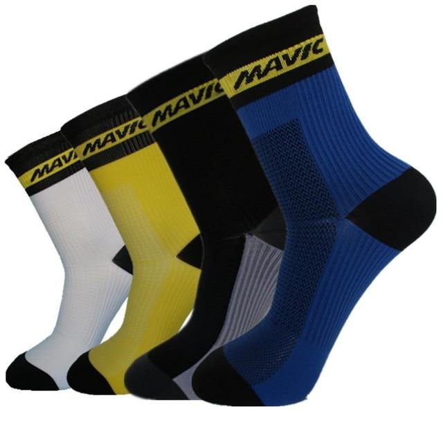 New Cycling Socks Men And Women Running Bike Socks Sport socks Protect Feet Breathable Wicking