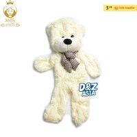 Millffy factory wholesale 200cm 79 inch Big Plush toys Semi finished bear Plush Bear Skin unstuffed plush teddy bear skins