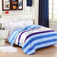 Bedding Sanding Reactive Printing Single Double Quilt Cover Duvet Cover Factory Wholesale housse de couette parure de lit