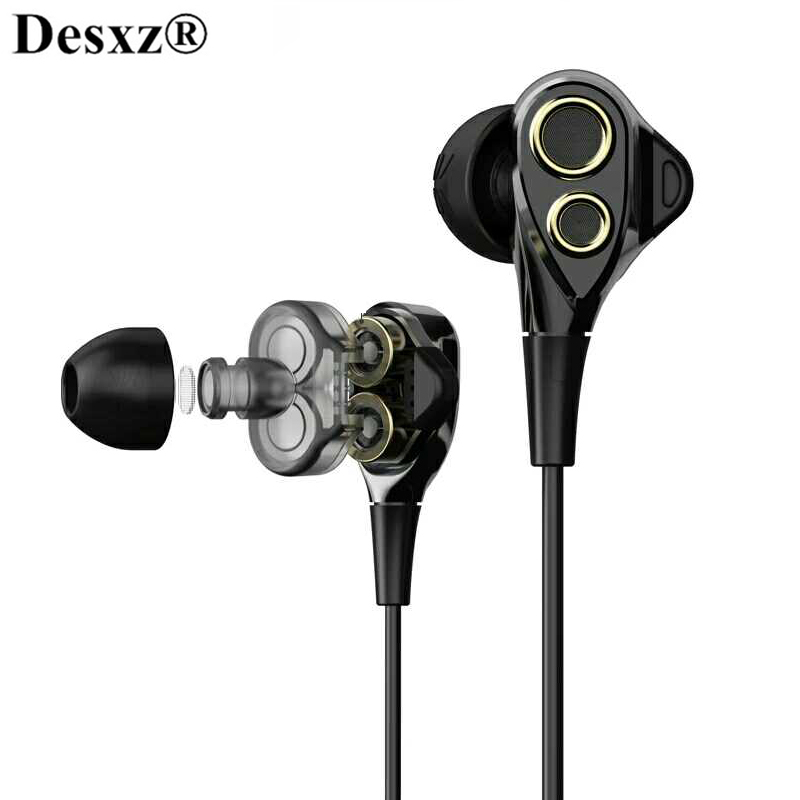 Wired Earphone Headset Supper Bass Stereo Earbuds Earphones portable earphone headphone with mic for Earpods Airpods Samsung mi