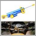 for CNC Damper Steering StabilizerLinear Reversed Safety Control Over for yamaha yamaha r6 kawasaki er6n enduro tmax 530