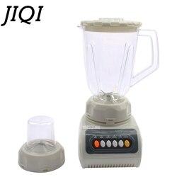 JIQI Food Blender Mixer Electric Juicer Fruit Juice Extractor Grinding Machine Meat Grinder Egg Whisk Beater Soybean Milk Maker