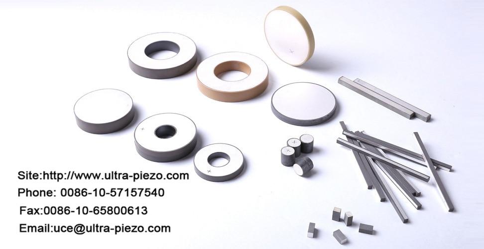 Пьезокерамический/трубка/цилиндр/диск/прямоугольник/кольца (все виды пьезокерамический)