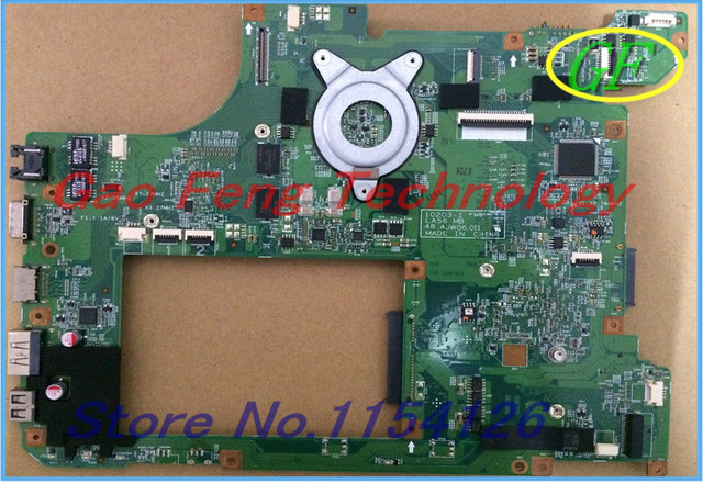 US $112 8 6% OFF|Laptop Motherboard FOR LENOVO B560 Motherboard 11S11012616  HM55 non integrated 10203 1 LA56 MB 48 4JW06 011 100% fully tested-in