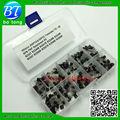 10 Valores Kit Surtido BC327 BC337 TO-92 Transistor BC546 BC556 BC547 BC557 BC548 BC558 BC549 BC559 cada 20 unids = 200 unids