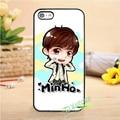 Lee Min Ho 9 fashion phone cover case for iphone 4 4s 5 5s SE 5c 6 6s 7 6 plus 6s plus 7 plus #wk0507