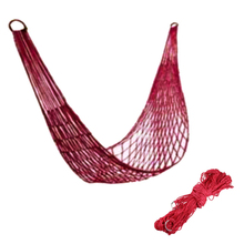 New Arrival Nylon Parachute Camping net bed Portable Double Camping Garden Hammock outdoor Hang Canvas Swing Bed Quality First