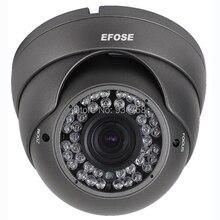 720P HDCVI 42 IR Varifocal 2.8-12mm Mega Lens D&N Camera