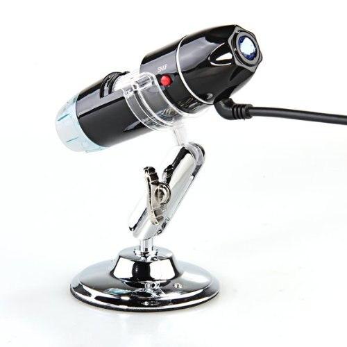 Купить 5MP 50X-500X Увеличение 8-LED USB Цифровой Микроскоп Эндоскопа с Подставкой для Образования Промышленной Биологическом Инспекции дешево