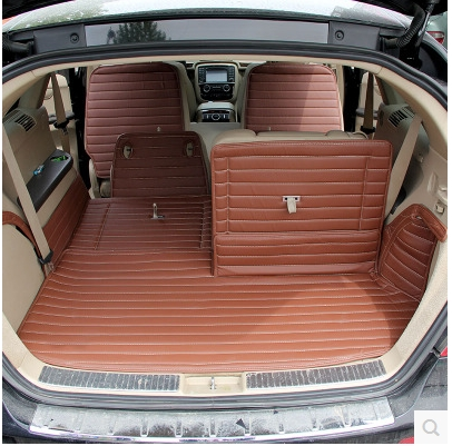Best! Special trunk mats for Mercedes Benz R 350 W251 2015-2006 waterproof luggage mats boot carpets for R350 2012,Free shipping