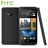 EU Version HTC One M7 Mobile Phone Quad Core 4 7 Touch Screen 2GB RAM 32GB