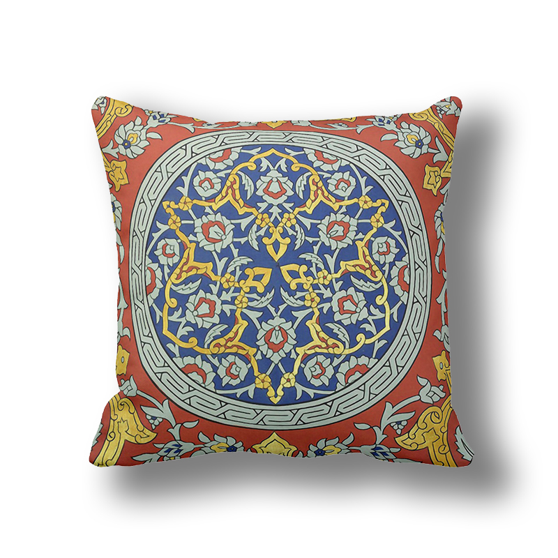 Vintage Moroccan Tribal Pillows Cushion Covers,Home Decorative Throw Pillows Cover for Couch Sofa Pillow Case Z1042