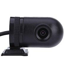 Q9 мини Видеорегистраторы для автомобилей тире Камера 140 градусов сзади угол обзора USB на передней панели Порты и разъёмы в автомобиле Камера вспять парковка для android Системы