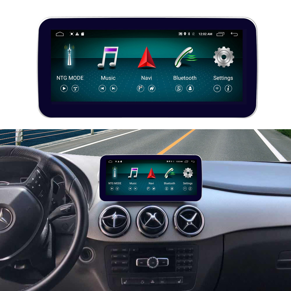 FOR Benz C Class W205 GLC Class X253 C253 Android 7 1 Car