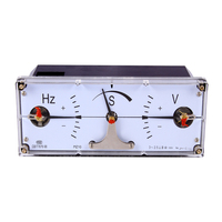 Analog MZ10 Synchronous Meter 100V 50Hz Single Phase Three Phase generator MZ 10 voltage difference frequency difference Meter