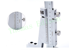 Cheapest prices 0-300mm 12inch carbon steel Height vernier caliper scribing head crossed claw