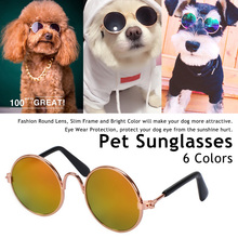 Pet Dog Glasses For Products Eye-wear Sunglasses Photos Props Accessories Supplies Cat