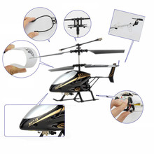 Haute Quqlity RC HX713 2.5CH hélicoptère Radio Télécommande Avions Quadcopter RTF Enfants Cadeau de Jouets En Gros Dorp Gratuite