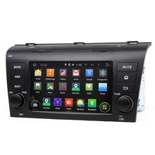 7 inch Android 4.4.4 Quad-Core Car GPS Navigation Radio Player Special for MAZDA 3  ( 2004 2005 2006 2007 2008 2009 )( NO DVD)