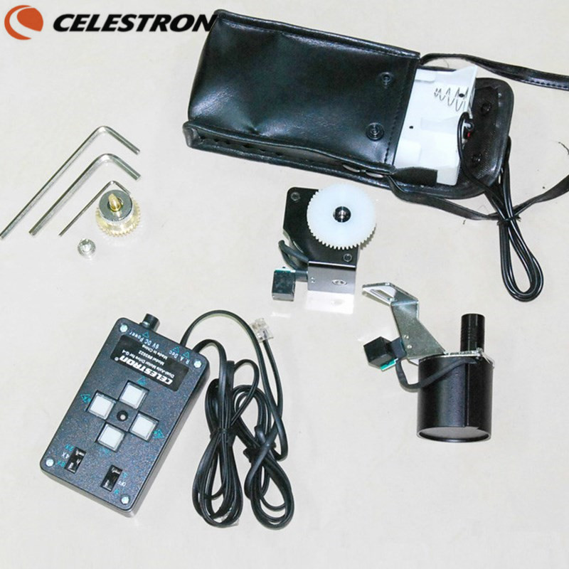 Celestron Dual Axis Motor Drive for Advanced CG-4 / Skywatcher EQ3 Equatorial Mount Astronomical Telescope Accessories 93522 монтировка celestron advanced vx