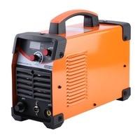 Digital Digital Screen Display Air Plasma Cutter Durable CUT40 Plasma Welding Machine Professional Weld Equipment EU Plug Orange