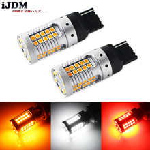 No Hyper Flash 7440 LED canbus Errror Free T20 1156 PY21W BAU15S Bulbs For Car Turn Signal Lights Brake Reverse Lamp