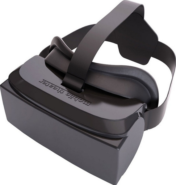 Cdragon The new vrbox virtual reality and 3D movie glasses font b VR b font intelligent