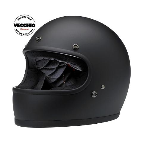цена на new VECCHIO Full Face vintage JET motorcycle helmet racing Motocross motorbike Casco Capacete Retro helmet protective gear DOT