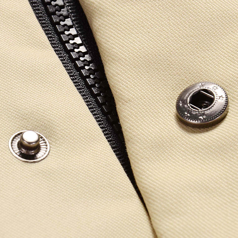 Nove jesenske in zimske moške bombažne jakne stoji ovratnik moške - Moška oblačila - Fotografija 6