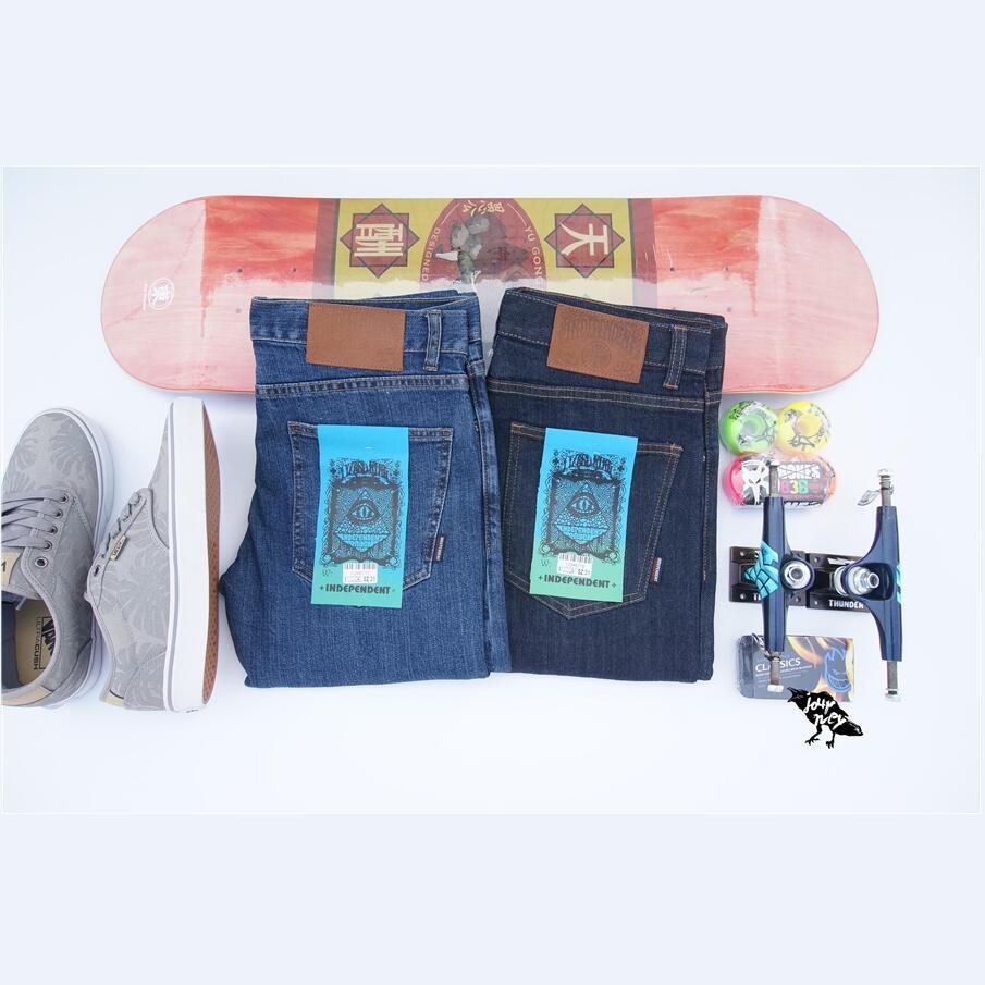 Prix pour USA BARNÂ INDÉPENDANT planche à roulettes pantalons Taille 28-36 qualité pantalon pour la planche à roulettes SK8ER adapté pour Adultes ou Enfants