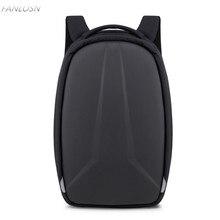 FANLOSN 28L жесткий рюкзак для квадрокоптера EVA для мужчин женщин Mochila школьные ранцы бизнес для 15,6 дюймов ноутбук с зарядка через usb порты и разъёмы