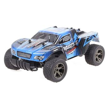 RC Car UJ99-2812B 2.4GHz 1/ 18 Radio Control RC Action Car RTR Racing Truck 20km/h RC Car Xmas Birthday Gifts Toys for Children