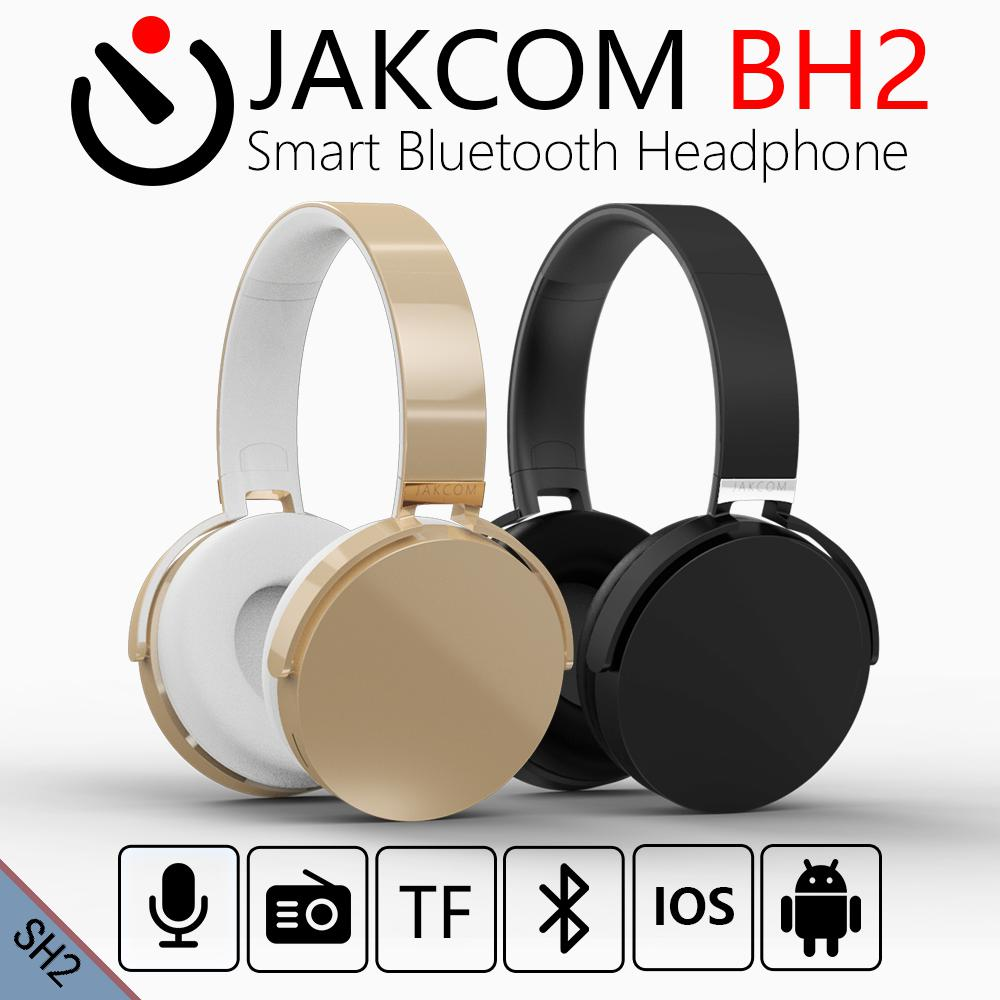 JAKCOM BH2 Smart Bluetooth Headset hot sale in Earphones Headphones as dj airpod bass