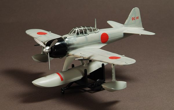 Out of print WM APF0003 1:72   Japanese Zero fighter Carrier borne machine Alloy aircraft model