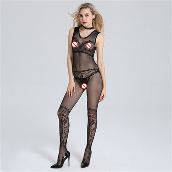 Sexy Lingerie Bodystocking  2