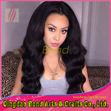 Human Hair Lace Front Wig With Baby Hair Glueless Full Lace Wig Peruvian Body Wave Full Lace Human Hair Wigs For Black Women